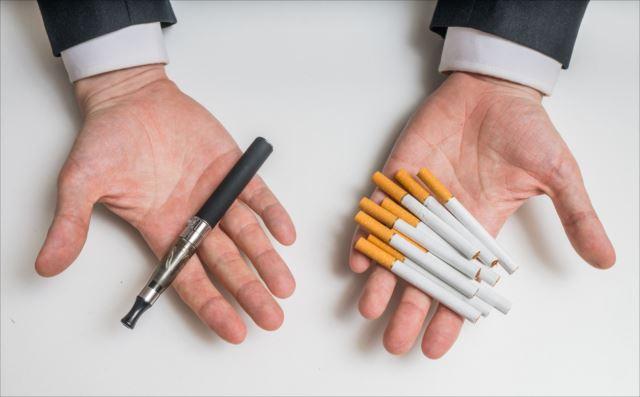 電子タバコはメリット豊富!通常のタバコから切り替えよう!
